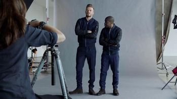 H&M TV Spot, 'Modern Essentials Selected by David Beckham' Feat. Kevin Hart - Thumbnail 4
