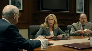 DIRECTV TV Spot, 'Cable Corp Merges With CableWorld' Feat. Jeffrey Tambor - Thumbnail 3