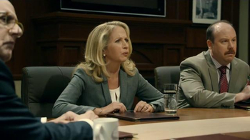 DIRECTV TV Spot, 'Cable Corp Merges With CableWorld' Feat. Jeffrey Tambor - Thumbnail 6