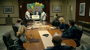 DIRECTV TV Spot, 'Cable Corp Merges With CableWorld' Feat. Jeffrey Tambor - 1498 commercial airings