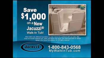 Jacuzzi TV Spot, 'Bathing Independence' - Thumbnail 6