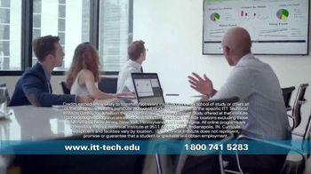 ITT Technical Institute TV Spot, 'Jerich Beason'