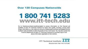 ITT Technical Institute TV Spot, 'Jerich Beason' - Thumbnail 8