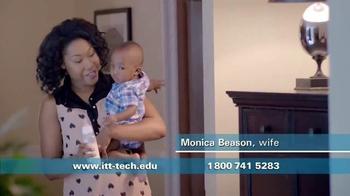 ITT Technical Institute TV Spot, 'Jerich Beason' - Thumbnail 3