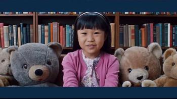IBM Watson TV Spot, 'Annabelle & IBM Watson on Life Experience' - Thumbnail 1