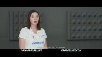 Progressive TV Spot, 'Not Perky' - 662 commercial airings