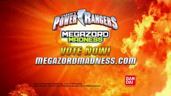 Saban's Power Rangers Megazord Madness TV Spot, 'Vote' - Thumbnail 7