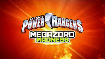 Saban's Power Rangers Megazord Madness TV Spot, 'Vote' - 167 commercial airings