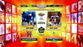 Saban's Power Rangers Megazord Madness TV Spot, 'Vote' - Thumbnail 3