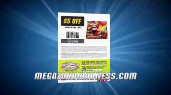Saban's Power Rangers Megazord Madness TV Spot, 'Vote' - Thumbnail 5