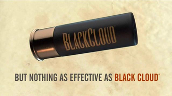 Federal Premium Ammunition Black Cloud TV Spot, 'Efficient Patterns'