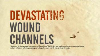 Federal Premium Ammunition Black Cloud TV Spot, 'Efficient Patterns' - Thumbnail 7
