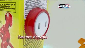 Shot B Ginseng TV Spot, 'Fatiga y falta de energía' [Spanish] - Thumbnail 6