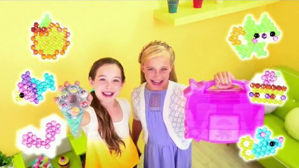 Aquabeads Ultimate Design Studio Tv Commercial Disney Channel
