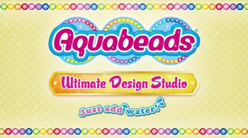 Aquabeads Ultimate Design Studio TV Spot, 'Disney Channel: Stick Together' - Thumbnail 10