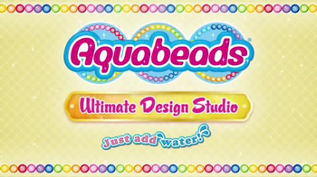 Aquabeads Ultimate Design Studio TV Spot, 'Disney Channel: Stick Together' - Thumbnail 9