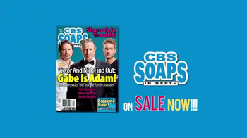 CBS Soaps in Depth TV Spot, 'The Moment of Truth' - Thumbnail 8