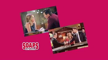 CBS Soaps in Depth TV Spot, 'The Moment of Truth'