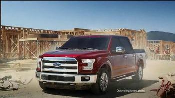 Ford F-150 TV Spot, 'Total Value' - Thumbnail 1