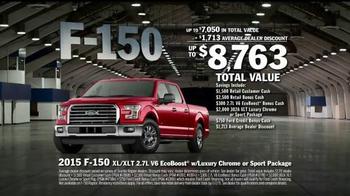 Ford F-150 TV Spot, 'Total Value' - Thumbnail 7