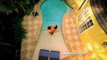 Sandals Resorts TV Spot, 'Quality Inclusions' - Thumbnail 5