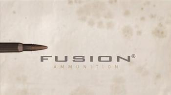 Federal Premium Ammunition Fusion Rifle TV Spot, 'Freight Train' - Thumbnail 1