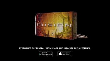 Federal Premium Ammunition Fusion Rifle TV Spot, 'Freight Train' - Thumbnail 9