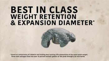 Federal Premium Ammunition Fusion Rifle TV Spot, 'Freight Train' - Thumbnail 5