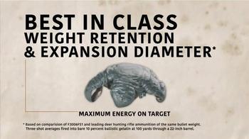 Federal Premium Ammunition Fusion Rifle TV Spot, 'Freight Train' - Thumbnail 6