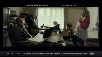 Rock the Kasbah - Alternate Trailer 10
