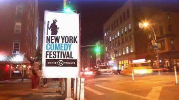 2015 New York Comedy Festival TV Spot, 'Shows by Trevor Noah and Bill Burr' - 16 commercial airings