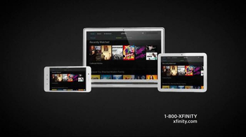 XFINITY X1 Double Play TV Spot, 'TV and Internet' - Thumbnail 4
