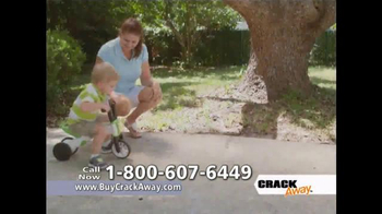 Crack Away TV Spot, 'Lasts for Years' - Thumbnail 6