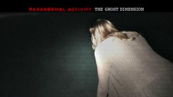 Paranormal Activity: The Ghost Dimension - Alternate Trailer 3