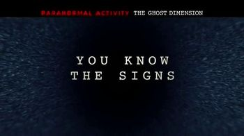 Paranormal Activity: The Ghost Dimension - Alternate Trailer 2