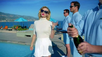 Visit California TV Spot, 'Average Joes' Ft. January Jones, William Shatner - 7075 commercial airings