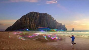 Visit California TV Spot, 'Average Joes' Ft. January Jones, William Shatner - Thumbnail 5