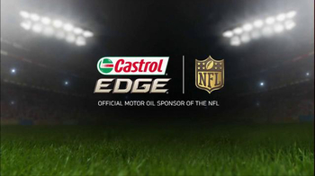 Castrol EDGE TV Spot, 'NFL: Titanium Strong' - Thumbnail 1