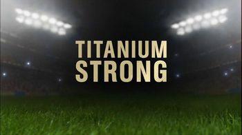 Castrol EDGE TV Spot, 'NFL: Titanium Strong' - 1 commercial airings