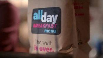 McDonald's All Day Breakfast Menu TV Spot, 'The Rules' - Thumbnail 6