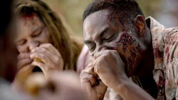 KFC $20 Family Fill Up TV Spot, 'AMC: Fear the Walking Dead' - Thumbnail 1