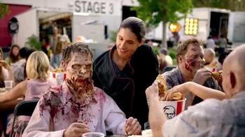 KFC $20 Family Fill Up TV Spot, 'AMC: Fear the Walking Dead' - Thumbnail 8