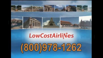 Low Cost Airlines TV Spot, 'Lowest Travel Prices Anywhere' - Thumbnail 8