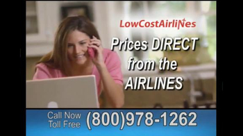 Low Cost Airlines TV Spot, 'Lowest Travel Prices Anywhere' - Thumbnail 2