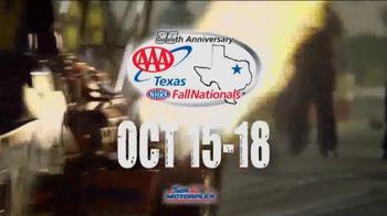 NHRA TV Spot, 'Fall Nationals' - Thumbnail 9