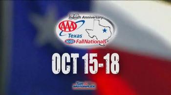 NHRA TV Spot, 'Fall Nationals' - Thumbnail 8