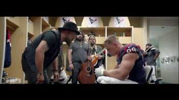 Bose TV Spot, 'Music Deserves Bose' Featuring J.J. Watt, Zac Brown Band - Thumbnail 3