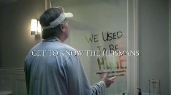 Nissan TV Spot, 'Heisman House: Jay' Feat. Marcus Mariota, Roger Staubach - Thumbnail 9