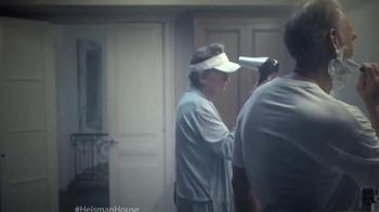 Nissan TV Spot, 'Heisman House: Jay' Feat. Marcus Mariota, Roger Staubach - Thumbnail 1