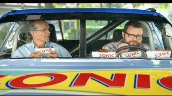 Sonic Drive-In Boneless Wings TV Spot, 'Bone to Pick' Featuring Kyle Petty